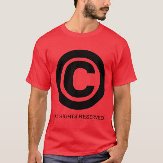Copyright-Symbol-T - Shirt