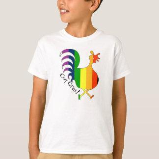 Coq Gras der T - Shirt Kindes