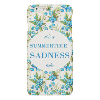Coque iPhone 5 laquée SUMMERTIME SADNESS