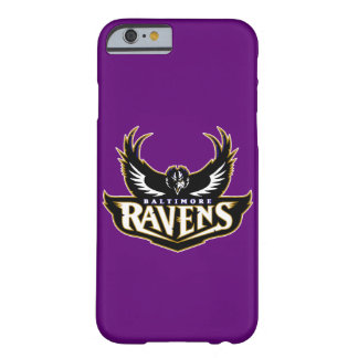 COQUES POUR IPHONE 6/6S POUR PALTIMORE RAVENUS BARELY THERE iPhone 6 HÜLLE