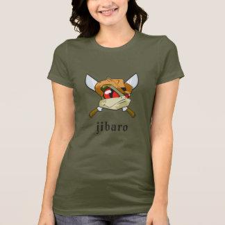 Coqui Frosch mit Schwarzem. Buchstaben T-Shirt
