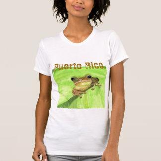 Coqui Puerto Rico T-Shirt