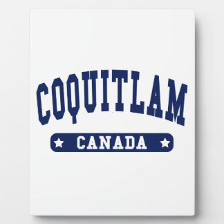 Coquitlam Fotoplatte