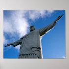 Corcovado Christus das Redeemer-Statue-Plakat Poster