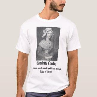 corday, Charlotte Corday, konnte sie zum handl… T-Shirt