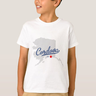Cordova Alaska AK Shirt