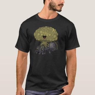 Cordyceps Pilz - schwarze Ameise T-Shirt