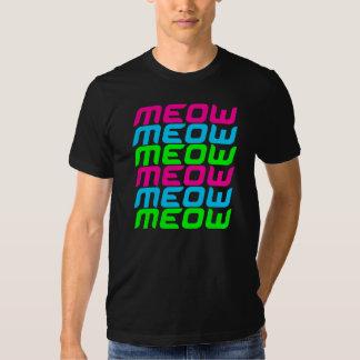 Corey Tiger-80er MeowMeowMeowMeowMeowMeow Hemden