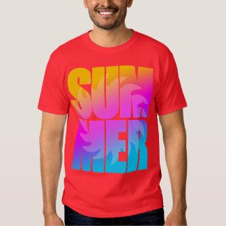 Corey Tiger-80er Sommer Sun Tshirts