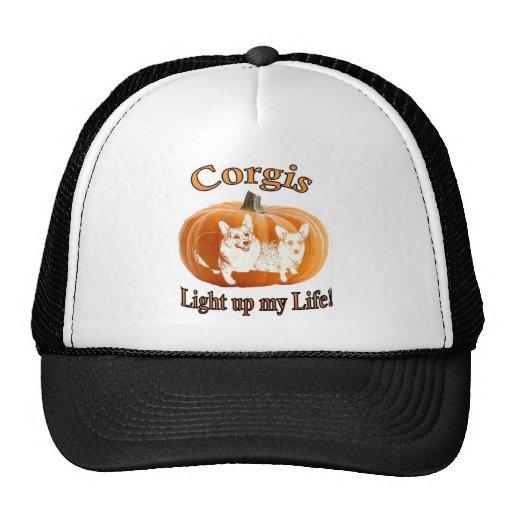 Corgi 2 leuchten meinem Leben Kult Cap