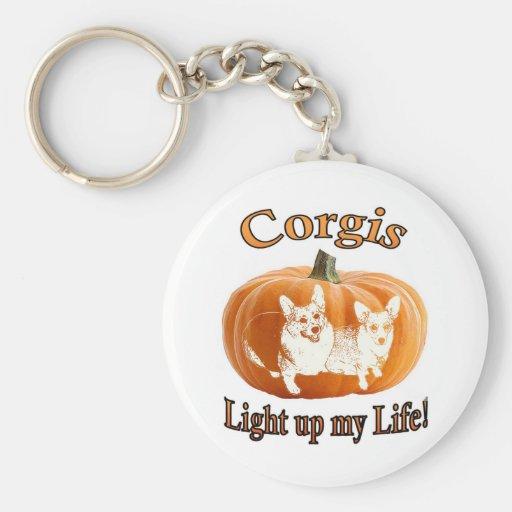 Corgi 2 leuchten meinem Leben Schlüsselband