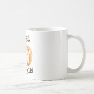Corgi 2 leuchten meinem Leben Kaffeehaferl