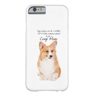Corgi-Mamma iPhone 6 Fall Barely There iPhone 6 Hülle