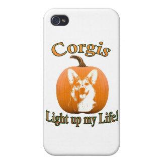 Corgis leuchten meinem Leben-Gimli iPhone 4/4S Hülle