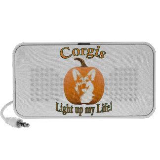 Corgis leuchten meinem Leben-Gimli iPod Speaker