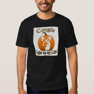Corgis leuchten meinem Leben-Gimli T Shirts