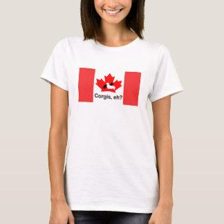Corgis, wie? T-Shirt