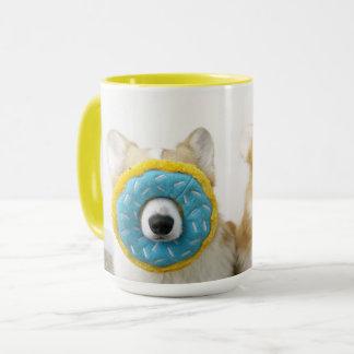 Corgnuts Kaffee-Tasse Tasse