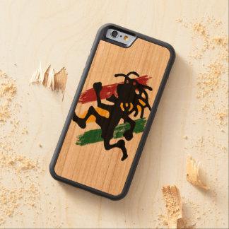 Cori Reith Rasta Reggae Bumper iPhone 6 Hülle Kirsche