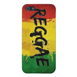 Cori Reith Rasta Reggae iPhone 5 Schutzhülle