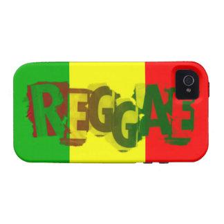 Cori Reith Rasta Reggae rasta Mann Case-Mate iPhone 4 Hülle