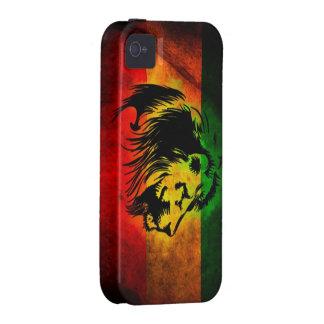 Cori Reith Rasta Reggaelöwe Case-Mate iPhone 4 Hülle