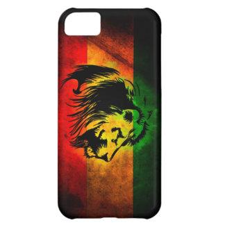 Cori Reith Rasta Reggaelöwe iPhone 5C Hülle