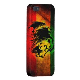 Cori Reith Rasta Reggaelöwe iPhone 5 Etui