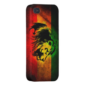 Cori Reith Rasta Reggaelöwe Hülle Fürs iPhone 4