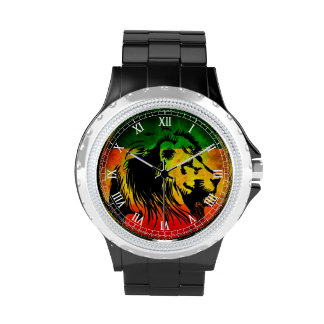 Cori Reith Rasta Reggaelöwe Uhren
