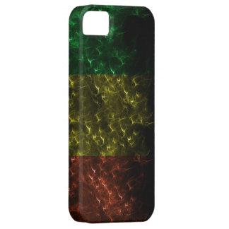 Cori Reith Rasta Reggaemusik rasta flam iPhone 5 Schutzhülle