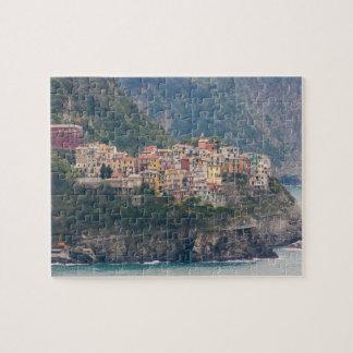 Corniglia - Cinque Terre - Italien-Puzzlespiel Puzzle