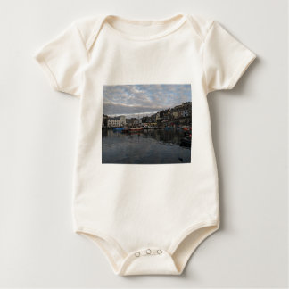 Cornwall, Mevagissey Baby Strampler