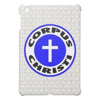Corpus Christi iPad Mini Hülle