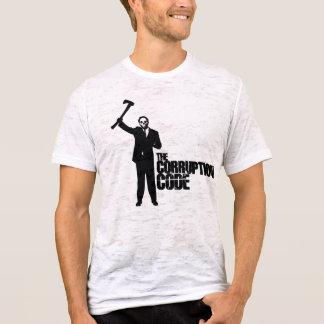 corruptiondigitalaxe T-Shirt