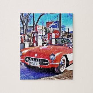 Corvette 66 puzzle