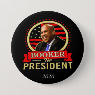 Cory Disponent für Präsidenten 2020 Runder Button 7,6 Cm