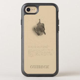 Corynorhinus, das Otterbox iPhone Fall zeichnet OtterBox Symmetry iPhone 8/7 Hülle