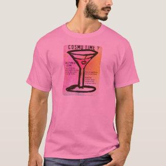 COSMO ZEIT-DRUCK mit REZEPT durch Jill T-Shirt