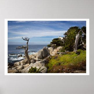Costa DA Kalifornien Poster
