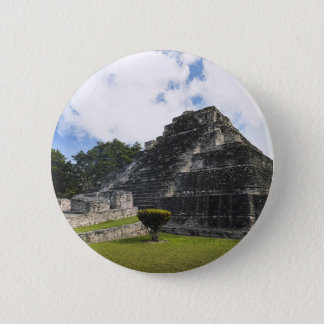 Costa-Maya Chacchoben Mayaruinen Runder Button 5,7 Cm