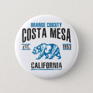 Costa Mesa Runder Button 5,7 Cm