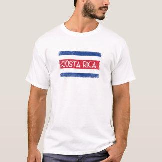 Costa Rica-Flagge T-Shirt