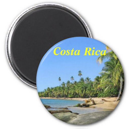 Costa Rica-Magnet Magnets