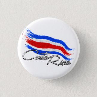 Costa Rica Runder Button 3,2 Cm