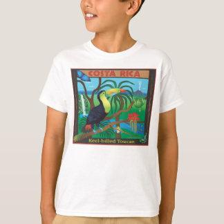 Costa Rica Toucan Regenwald-T - Shirt