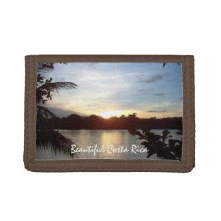 Costa Rican Sonnenuntergang - Tortuguero Abend