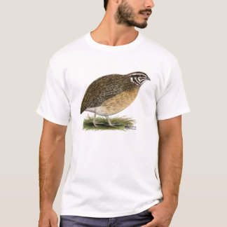 Coturnix-Pharao-Wachteln T-Shirt