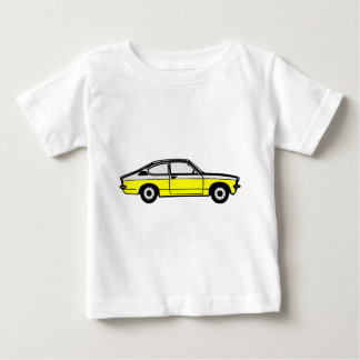Coupé 1974 Opels Kadett C Baby T-shirt