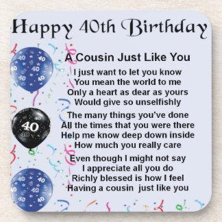 Gedicht zum 18 geburtstag cousine